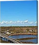 Big Lagoon 2 Canvas Print