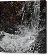 Big Rock Falls Canvas Print