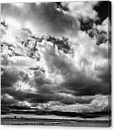 Big Sky 01 Canvas Print