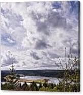 Big Sky At Kielder Canvas Print