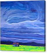 Big Sky Canvas Print