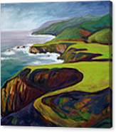 Big Sur 2 Canvas Print