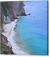 Big Sur Coast Canvas Print
