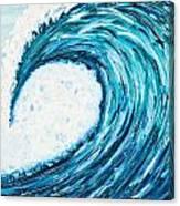 Big Wave Of Nazare Canvas Print
