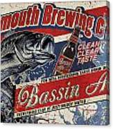 Bigmouth Brewing Canvas Print