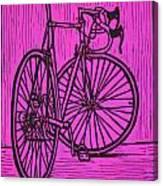 Bike 4 Canvas Print