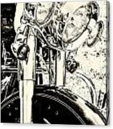 Bike II Canvas Print