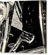 Bike IIi Canvas Print