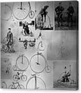 Bikezz Canvas Print