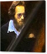 Bill In 1979 Canvas Print