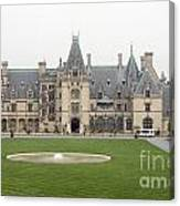 Biltmore Estate Asheville Canvas Print