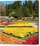 Biltmore Gardens  Canvas Print