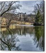 Biltmore Reflection Canvas Print