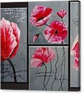 Binding Of Beauty Canvas Print