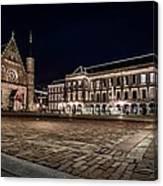Binnenhof Canvas Print