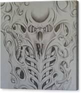 Bio 2 Canvas Print