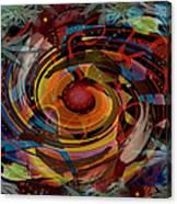 Biorhythm Canvas Print