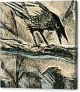 Bird 1 Canvas Print