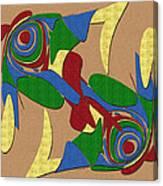 Bird Dance Canvas Print