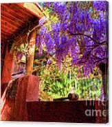 Bisbee Artist Home Canvas Print
