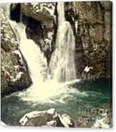 Bish Bash Falls  Canvas Print