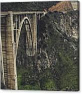 Bixby Bridge Canvas Print
