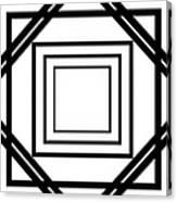 Black And White Art 175 Canvas Print