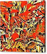 Black Cherry Canvas Print