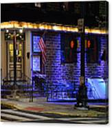 Black Horse Tavern  Canvas Print