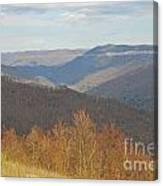 Black Mountain - Kentucky Canvas Print