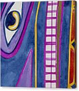 Blackfish Canvas Print