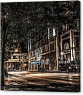 Blackhawk Hotel Canvas Print