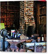 Blacksmith - All The Tools Canvas Print