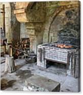 Blacksmiths Workshop Canvas Print