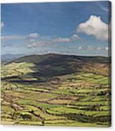 Blackstairs Mountains 6 Canvas Print