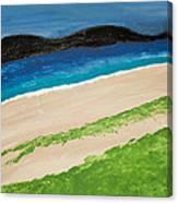 Blackwater Canvas Print