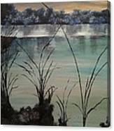 Herrick Lake Canvas Print