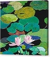 Blairs Pond Canvas Print