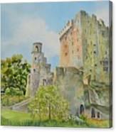 Blarney_castle_1 Canvas Print