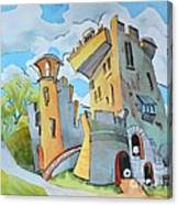 Blarney_castle_ii Canvas Print