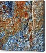 Bleeding Stone Canvas Print