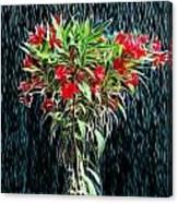 Blessed Rain Canvas Print