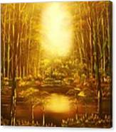 Blinding Light-original Sold-buy Giclee Print Nr 36 Of Limited Edition Of 40 Prints   Canvas Print