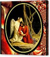 Bloch Vintage Jesus Canvas Print