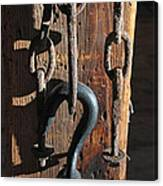 Block And Tackle 4 Canvas Print