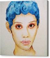 Bloo Canvas Print