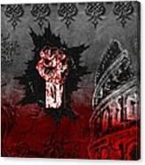Blood Lust Canvas Print