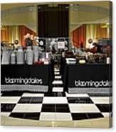 Bloomingdales Showroom Floor Canvas Print