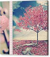 Blossoms Of Spring Canvas Print