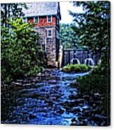 Blow Me Down Mill Canvas Print